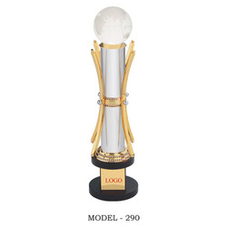 Metal Cricket Trophies