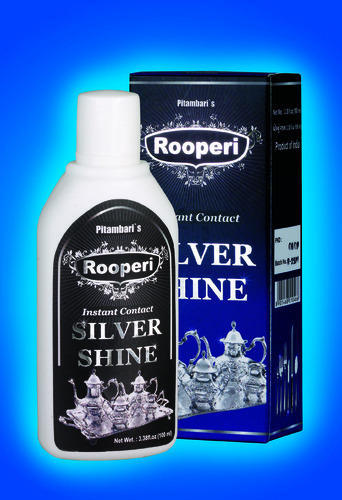 Silver Shine Polish