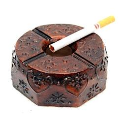 Wooden Cigar Holder