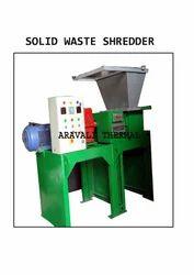 shredder for municipal solid waste