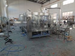Fully Automatic Rinsing Filling And Capping Machine RFC