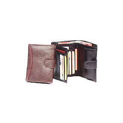 Designer Ladies Leather Wallet