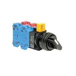 plastic spring return selector switch