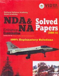 NDA NA Solved Papers