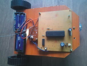 ELECTRONICS PROJECTS - Wireless Robot Manufacturer from Salem