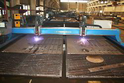 CNC Steel Metal Cutting Services