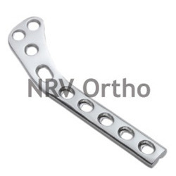 Lateral Tibia Head Buttress Plate 4.5mm (L/R)