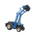 tractor hydraulic loader