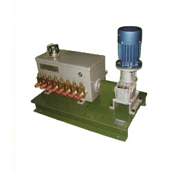 Multi Line Axial Lubricator