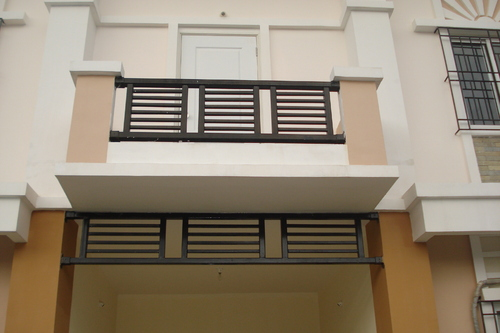 Design of boundary wall grill joy studio design gallery for Terrace grills design
