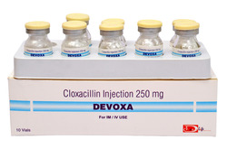 Cloxacillin Injection