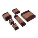 Paper Veneer Wooden Box
