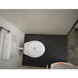 FRP Toilets Block