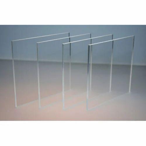 Clear Alfaplas Cast Acrylic Sheets
