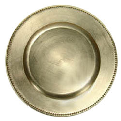 Charger Plates Brass Charger Plates Manufacturer From Moradabad