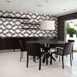 Acrylic Based Wallpaper