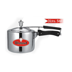 Diamond Classic 3 Litre Pressure Cooker