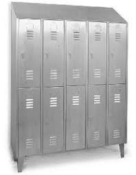 Stainless Steel Locker Cabinets