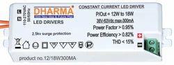 LED Driver 12-18w / 38-63v/300ma
