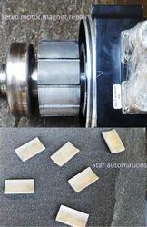 Servo Motor Magnet Repair