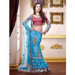 Wedding Net Lehenga
