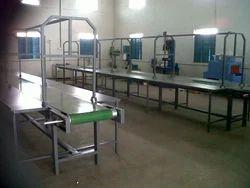 Assembly Line Heavy Duty Conveyor Belt
