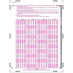 omr sheet for 90 questions pdf
