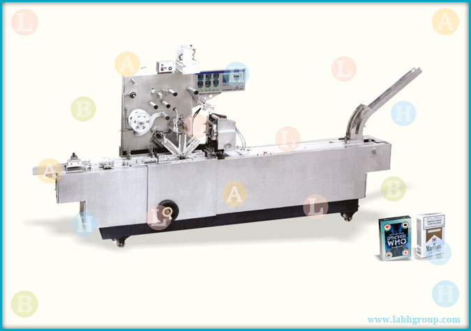 Automatic Box Overwrapping Equipment