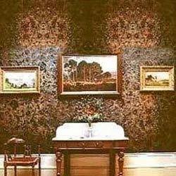 Oriental Decor Wallpaper