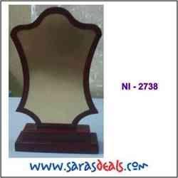 NI-2738- Wooden Trophy