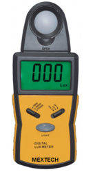 Digital Lux Meter Yellow LX102