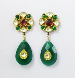 Green Onex Jadai Earring