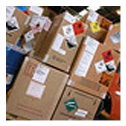 Commercial Cargo with International Air Freight