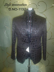 Stylish Party Wear Mens Suit