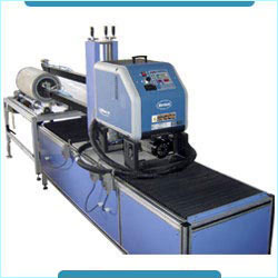 Hot Melt Applicator for Pleat Edge Sealing
