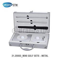 Metal Mini Golf Sets