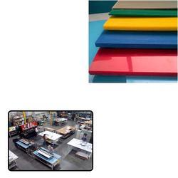 High Density Polyethylene Sheets for Plastic Fabrication