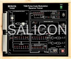 TDM Pulse Code Modulation/Receiver Trainer - ST8305