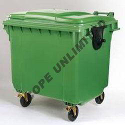 Wheeled Bins for Hospitals