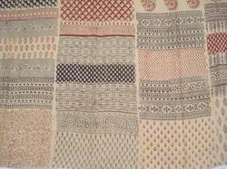Block Printed Running Fabric