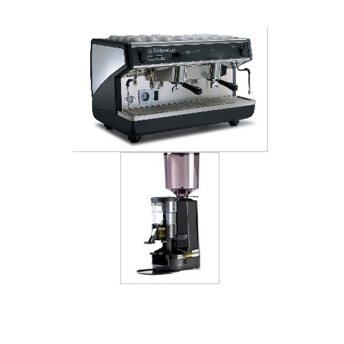 high end coffee maker with grinder