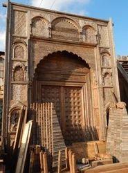 Big Entrance Door
