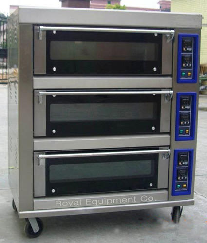 Backing Oven