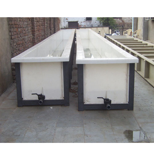 FRP Anodizing Tanks