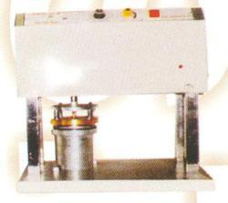 Semi Automatic Foil Sealer for Cup