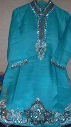 Gorgeous Blue Designer Kurti