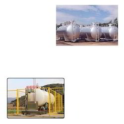 Storage Tanks for Petroleum Industry