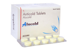 Alucold ( Anticold ) Tablet