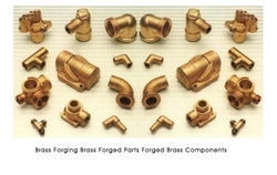 copper forged components