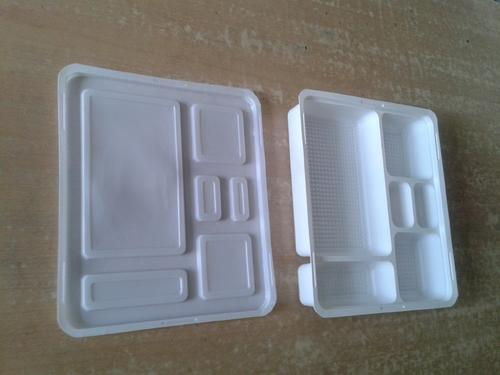 Disposable Food Containers - 6 Compartment Lunch Box Manufacturer ...